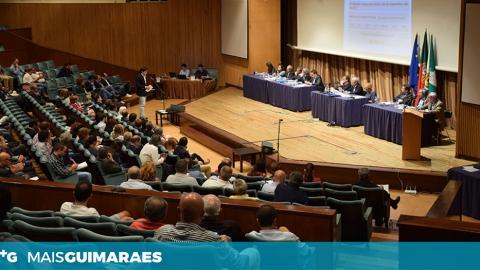 ASSEMBLEIA MUNICIPAL DE GUIMARÃES COM 27 PONTOS EM ANÁLISE