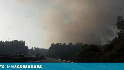 PROTEÇÃO CIVIL ALERTA PARA RISCO DE INCÊNDIOS