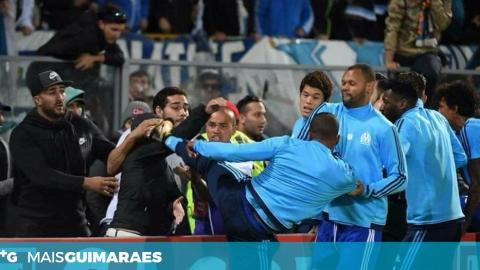 VITÓRIA ARRISCA CASTIGO POR PARTE DA UEFA