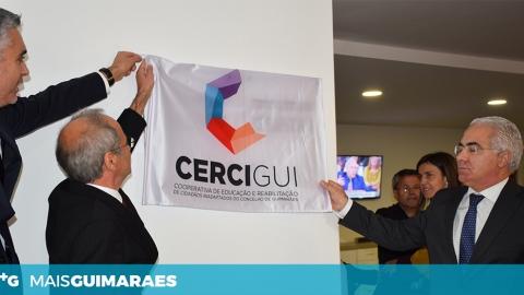 CERCIGUI INAUGUROU A REMODELAÇÃO DO CENTRO DE ATIVIDADES OCUPACIONAIS II