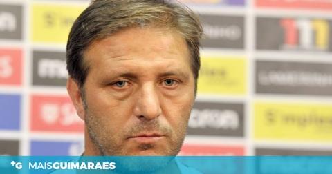 """PEDRO MARTINS: """"TEMOS AMBIÇÕES DE CHEGAR AO JAMOR"""""""