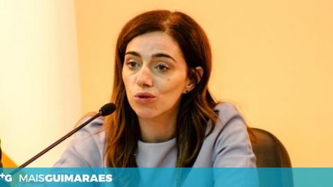VÂNIA DIAS DA SILVA QUESTIONA GOVERNO SOBRE TRIBUNAL E PLATAFORMA DAS ARTES DE GUIMARÃES