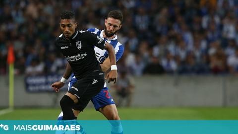 VITÓRIA PERDEU NO DRAGÃO E DIZ ADEUS À TAÇA DE PORTUGAL (4-0)