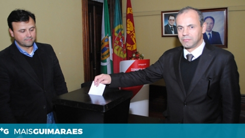 ARMINDO COSTA E SILVA ASSUME RECANDIDATURA AO PS DE GUIMARÃES