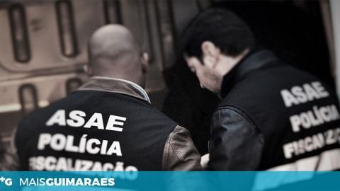 ASAE APREENDE 330 MIL EUROS EM ROUPA FALSIFICADA