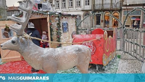 MAGIA DO NATAL ESPALHA-SE POR TODO O CONCELHO