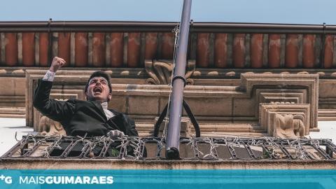 FOTOS. 200.º PREGÃO DECLAMADO NA CIDADE DE GUIMARÃES