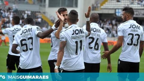 VITÓRIA PROCURA REGRESSAR AOS TRIUNFOS FRENTE AO TONDELA