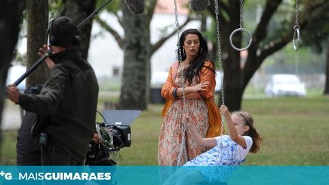 PRÓXIMA NOVELA DA TVI VAI SER GRAVADA EM GUIMARÃES