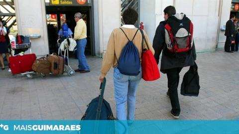 GUIMARÃES TEM O SALDO MIGRATÓRIO MAIS BAIXO DO PAÍS