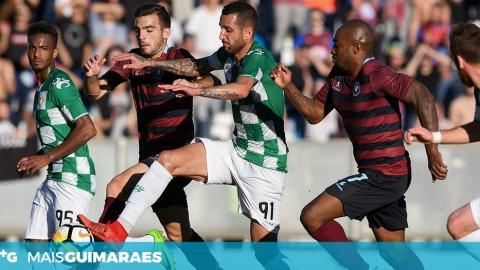 MOREIRENSE PERSEGUE SONHO DO JAMOR CONTRA O FC PORTO