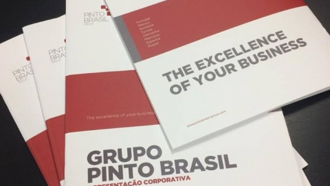 PINTO BRASIL A CRESCER 22% PUXA PELAS EXPORTAÇÕES