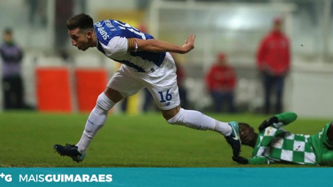 MOREIRENSE DESPEDE-SE DA TAÇA DE PORTUGAL COM DERROTA DIANTE DO FC PORTO