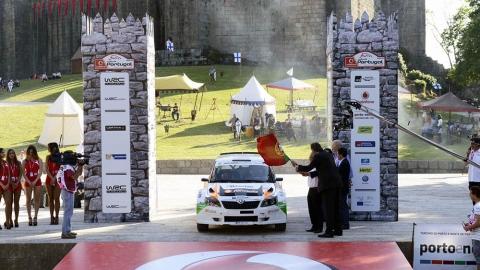AS MÁQUINAS DO WRC VOLTAM EM MAIO