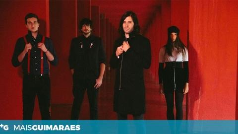 """TOUR DOS """"THE BANKROBBER"""" TEM COMO META A CIDADE DE GUIMARÃES"""