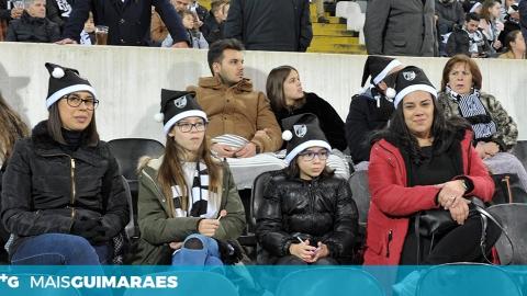 VITÓRIA FESTEJA DIA INTERNACIONAL DA MULHER CONTRA O BELENENSES
