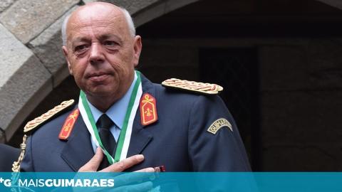 ROTARY CLUB DE GUIMARÃES HOMENAGEIA COMANDANTE BENTO MARQUES