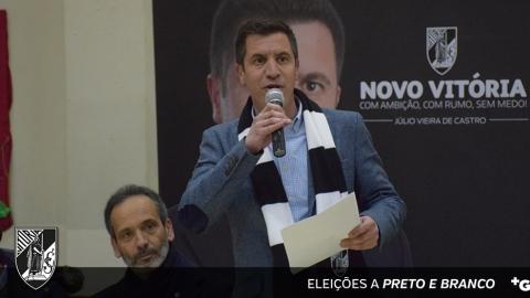 """""""NOVO VITÓRIA"""" DEU O PONTAPÉ DE SAÍDA DA CAMPANHA ELEITORAL"""