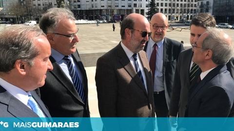 DOMINGOS BRAGANÇA ELEITO PARA A COMISSÃO EXECUTIVA DO EIXO ATLÂNTICO