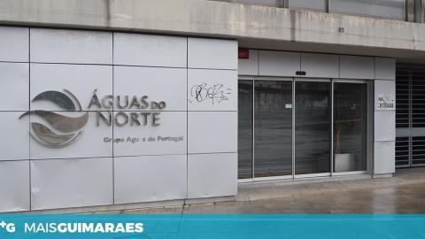 ÁGUAS DO NORTE PREPARAM-SE PARA DEIXAR GUIMARÃES
