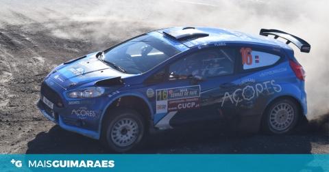 RICARDO MOURA VENCE O RALLY SERRAS DE FAFE 2018