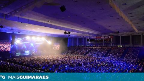FINAL DO FESTIVAL DA CANÇÃO DECORRE EM MARÇO EM GUIMARÃES
