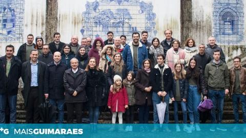APRESENTADA BRIGADA VERDE DE SÃO TORCATO