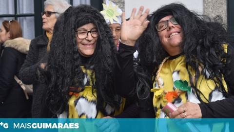 DESFILE DE CARNAVAL INTERGERACIONAL 2018