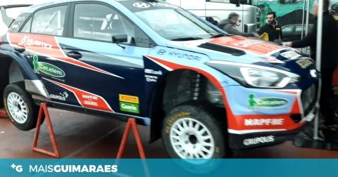 RALLY SERRAS DE FAFE ABRE O CAMPEONATO NACIONAL DE 2018