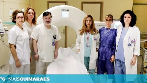 HOSPITAL COMEÇOU A TRATAR TUMORES POR TERMOABLAÇÃO PERCUTÂNEA