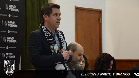"""JVC """"SÓCIOS PAGANTES NÃO CHEGAM A 10% DA POPULAÇÃO DO CONCELHO"""""""