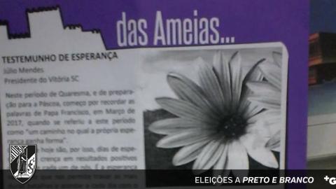 CAMPANHA ELEITORAL CHEGA A 15 PARÓQUIAS DO CONCELHO DE GUIMARÃES