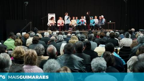 DIA MUNDIAL DO TEATRO PROPOCIONA MOMENTO DE PARTILHA ENTRE IDOSOS