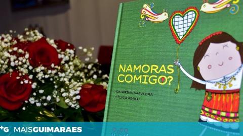 """CATARINA SAAVEDRA APRESENTA O LIVRO """"NAMORAS COMIGO?"""""""