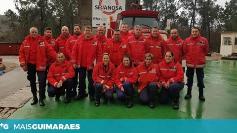 BOMBEIROS TAIPENSES FAZEM FORMAÇÃO EM ESPANHA