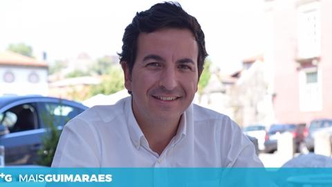 BRUNO FERNANDES CANDIDATA-SE À PRESIDÊNCIA DO PSD DE GUIMARÃES