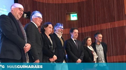 GUIMARÃES DEFENDE UMA CIDADE MODERNA CENTRADA NAS PESSOAS