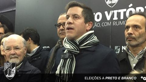 LISTA A INAUGUROU SEDE DE CAMPANHA NA RUA PAIO GALVÃO