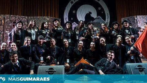 TUN'OBEBES VENCE PRÉMIO MUSICAL NO FESTIVAL DE TUNAS DA COVILHÃ