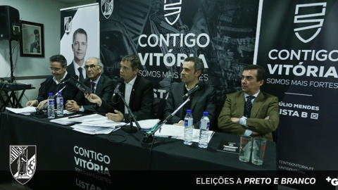 """JÚLIO MENDES: """"NO DEBATE QUASE CONVENCI O MEU ADVERSÁRIO A VOTAR NA NOSSA LISTA"""""""