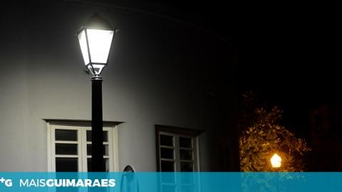 GUIMARÃES CONTA COM MAIS 10 MIL LUMINÁRIAS LED