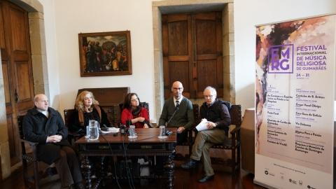 GUIMARÃES PROJETA-SE A NÍVEL INTERNACIONAL COM FESTIVAL DE MÚSICA RELIGIOSA