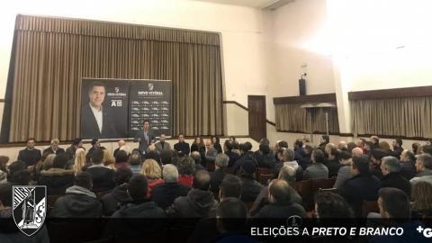 """JVC: """"ISTO É UMA CAMPANHA ELEITORAL MAS POR VEZES PARECE UMA CAÇA ÀS BRUXAS"""""""
