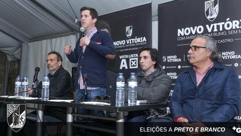 """JÚLIO VIEIRA DE CASTRO: """"NÃO CHEGA GANHAR NA BANCADA TODOS OS JOGOS"""""""