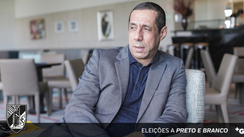 "ENTREVISTA: ZIAD GARANTE 80 A 90% DE ""SPONSORS"" PROVENIENTES DO ESTRANGEIRO"