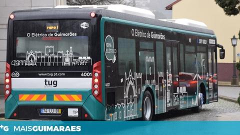 NOVO AUTOCARRO ELÉTRICO JÁ PERCORREU AS RUAS DO BERÇO