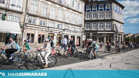 GUIMARÃES RECEBE ENCONTRO DE MOBILIDADE URBANA