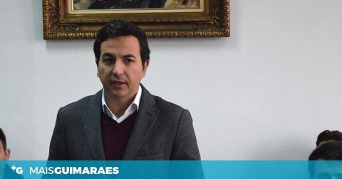 BRUNO FERNANDES CANDIDATA-SE À LIDERANÇA DO PSD GUIMARÃES
