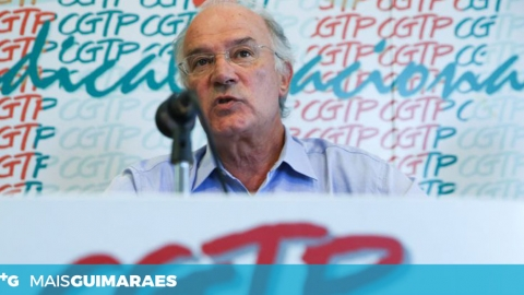 CGTP DEIXA AVISO AO GOVERNO EM GUIMARÃES