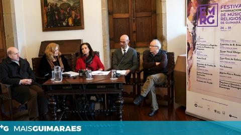 FESTIVAL DE MÚSICA RELIGIOSA ABRE COM CONFERÊNCIA NO MUSEU ALBERTO SAMPAIO
